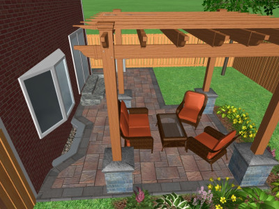 Looking for landscaping ideas we got them!