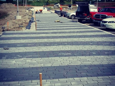 Need custom pavers for a unique look on your ICI project call Lakeridge