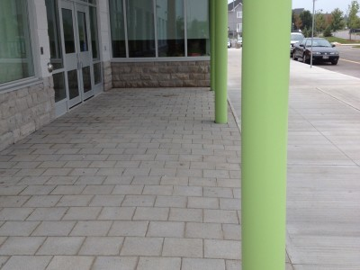 Does your project include pavers call us