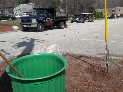 Spring cleanups (North Reading, MA)