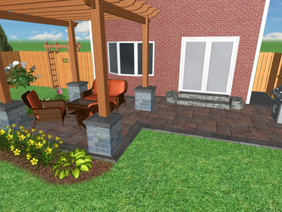 3D Landscape design takes things to the next level