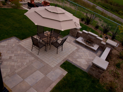 Landscape design is key to bring any outdoor space together