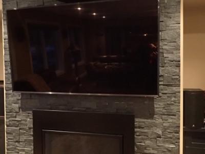 "75"" Samsung 4K TV"