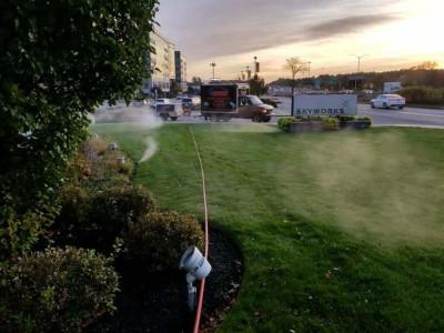 Irrigation winterization