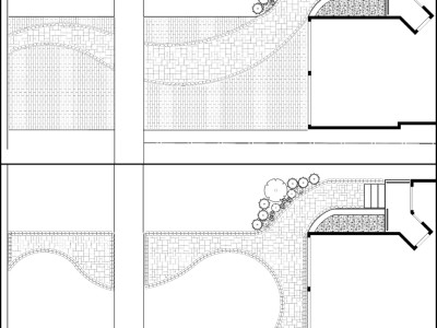 We provide landscaping drawings for every project