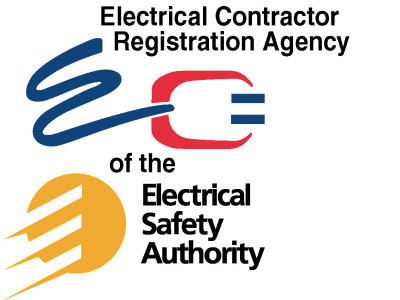 Electrical Contractor Registration Agency Licence Number 7009463