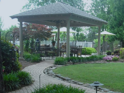 Arbors and Patios - Click Image