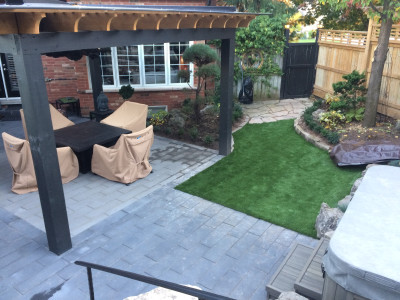 We install Synthetic turf!!!
