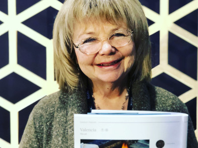 Nancy Green is proud to have her Landscape design as part of the 2020 techo-Bloc catalog