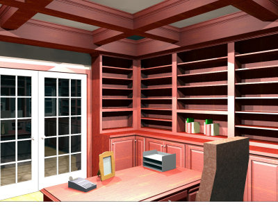 Cherry Office Rendering