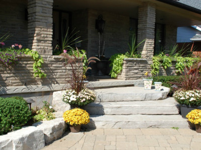 Front Walkways