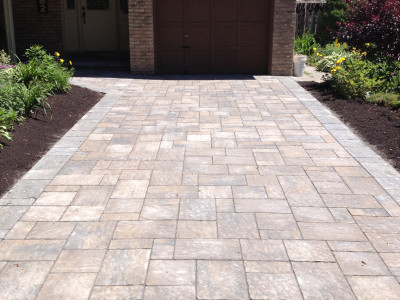 Designing with Permacon products can help increase your property value