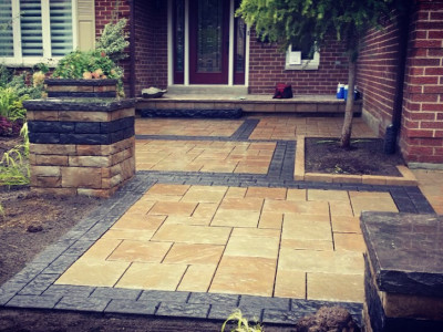 Permacon products provide easy solutions to create great details in any outdoor space