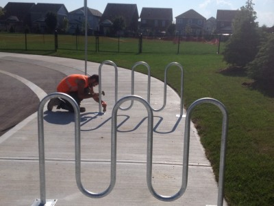 From benches to bike racks we have you covered