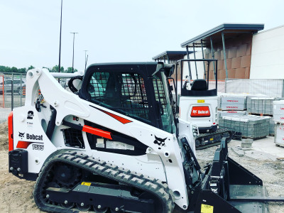 Our fleet of Bobcat equipment is ready for your all your excavating and haulage needs