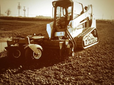 Our fleet of equipment is ready for all your soil conditioning needs