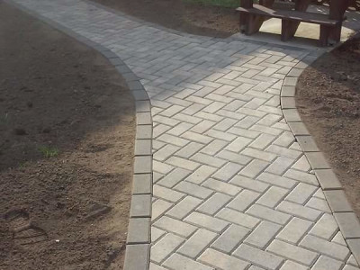 Completed - New walkway (Reading, MA)