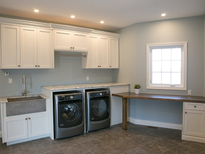 Laundry Areas