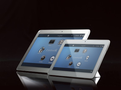"7"" and 10"" Control4 Tabletop Touchscreens"