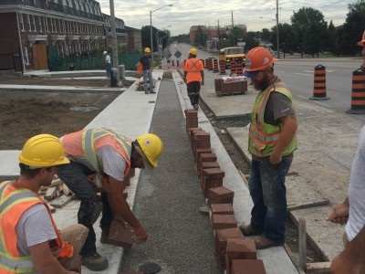 If you have a road redevelopment project don't hesitate to call Lakeridge Contracting