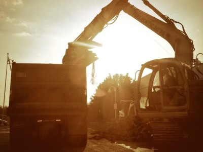 Big or small we are ready for your excavating needs