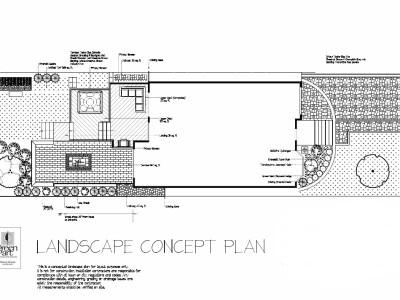 Complete property landscape design is key