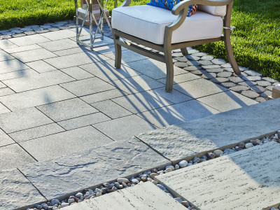 Texture and colour essential in your new outdoor space