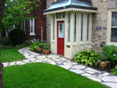 Patios & Paved Areas