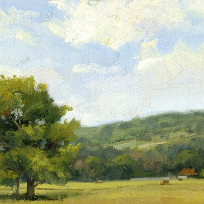 Hill Country 9X12 | oil on panel  |  SOLD