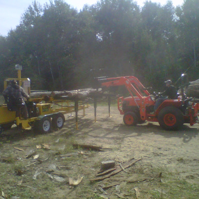 Supply your own Loader to Save Money.