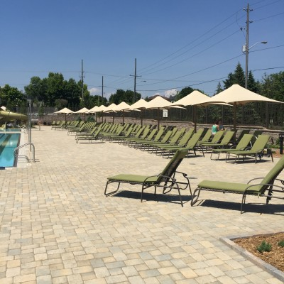 Pool Deck Lifetime Fitness Ajax