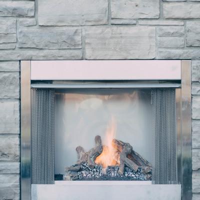 wiarton building stone  natural gas insert