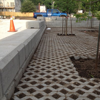 Concerned about installation techniques for the Eco-pavers on your project?  Give us a call