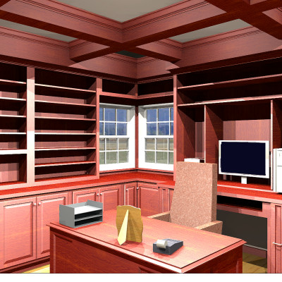 Cherry Office Rendering