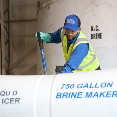 Brine Production