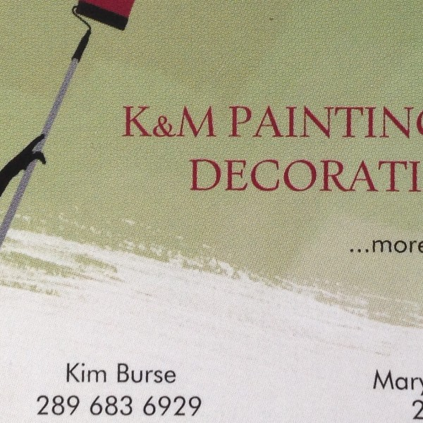 K&M Painting and Decorating
