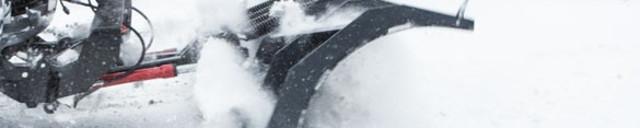 Snow Management.