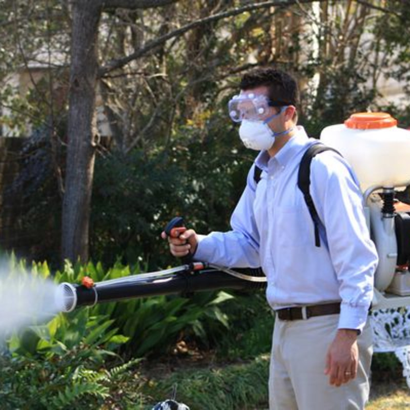 Mosquito & Tick Organic Spraying