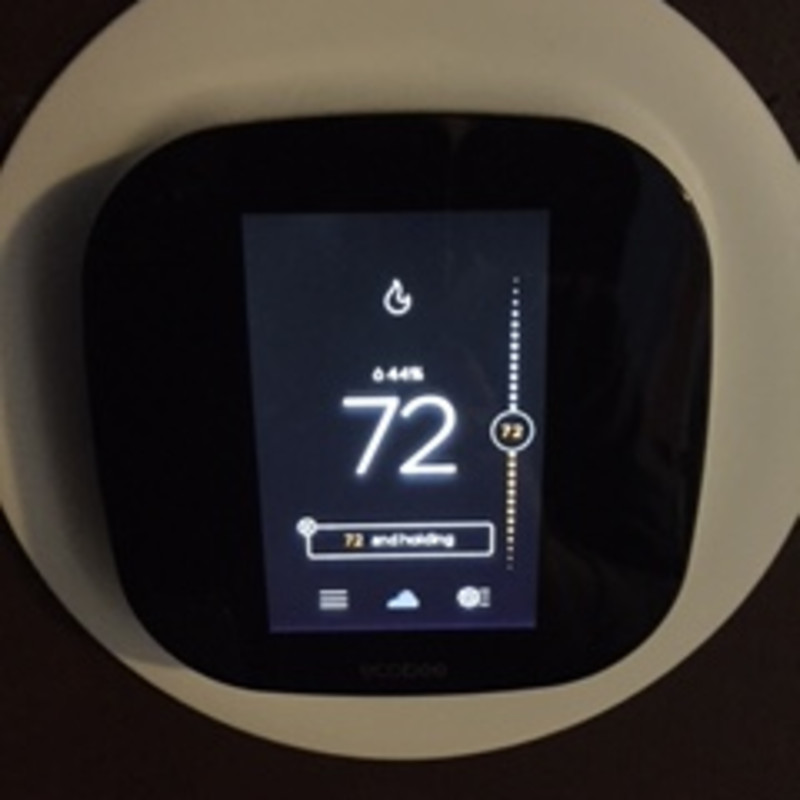 Wifi Thermostat Installation