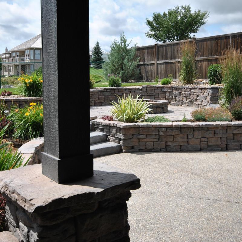 Retaining/Courtyard Walls
