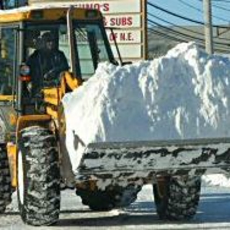 Snow Relocation & Removal