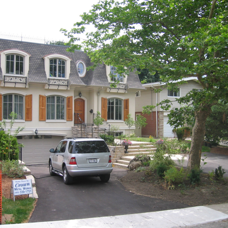 Custom French Provincial Home (4000 square feet)