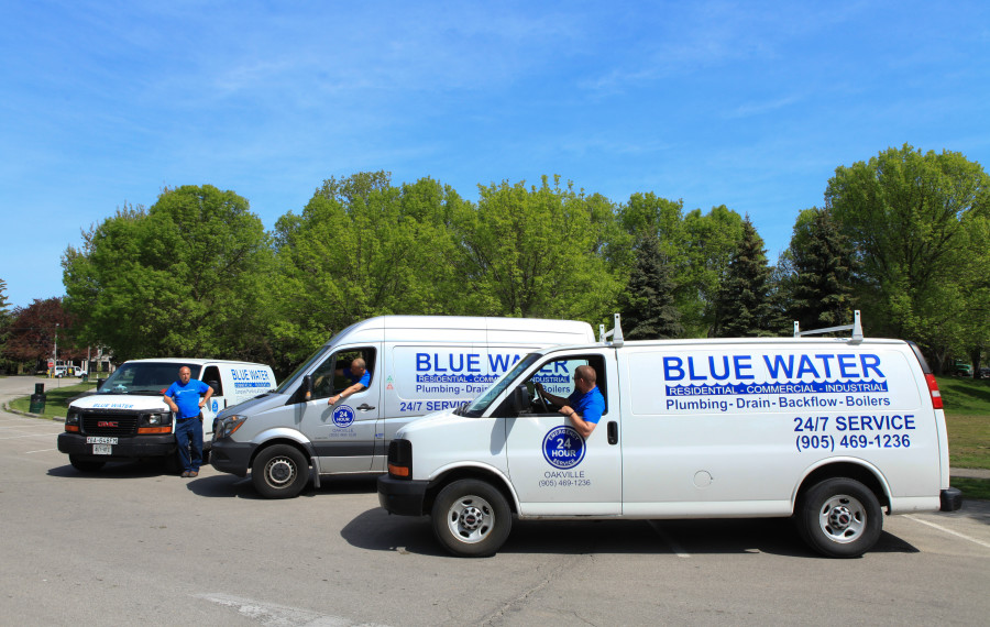 Blue Water Plumbing and Mechanical Services