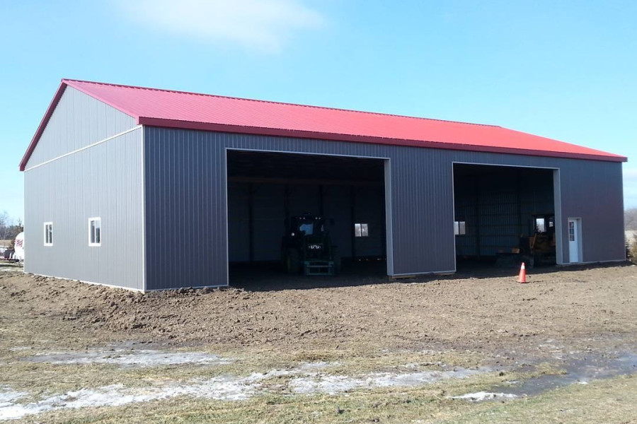 Pole Barns | E  Stryker Construction | Haldimand & Niagara