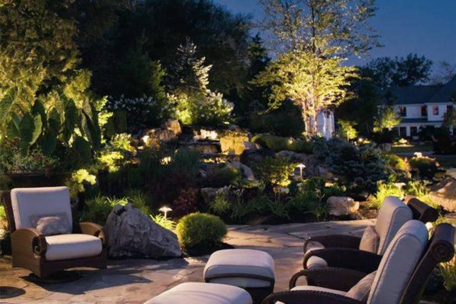Landscape Lighting Management