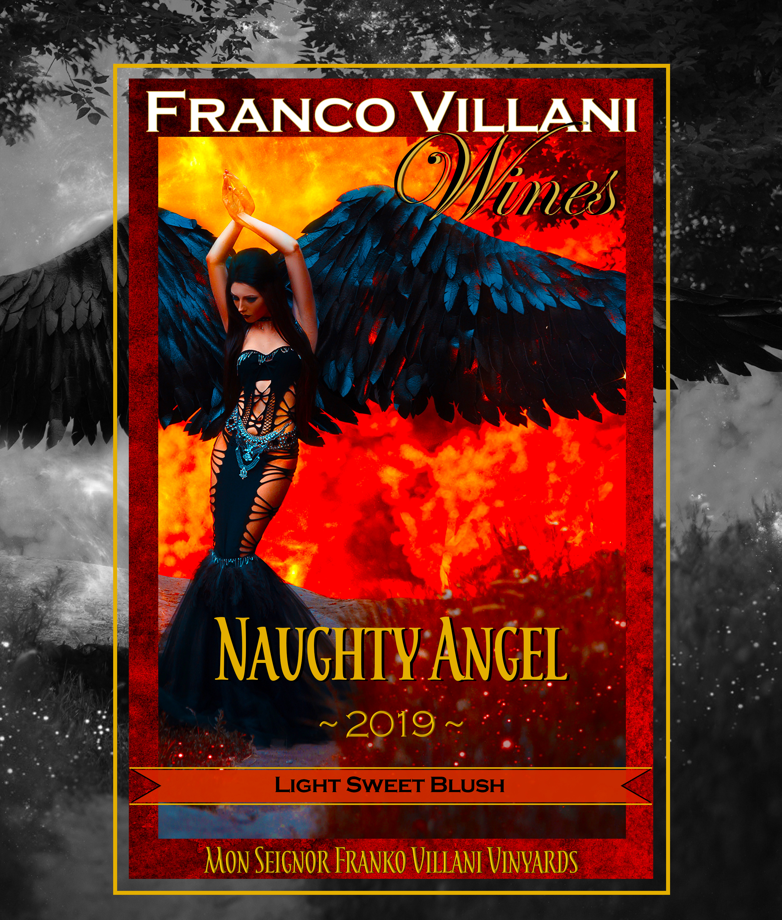 Franco Villani -Naughty-Angel