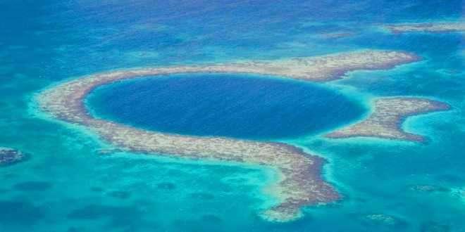 Cayo Caulker y el Blue Hole, el paraíso existe
