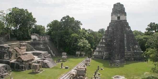 Las ciudades mayas más espectaculares