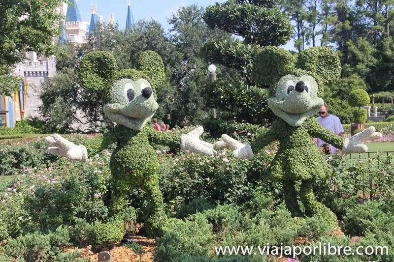 Estados Unidos. Los mejores parques de atracciones de Orlando
