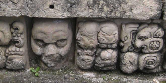 Honduras. Ruinas Mayas de Copán